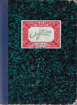 Eighties Sketchbook