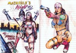 Machirulo's Night 2