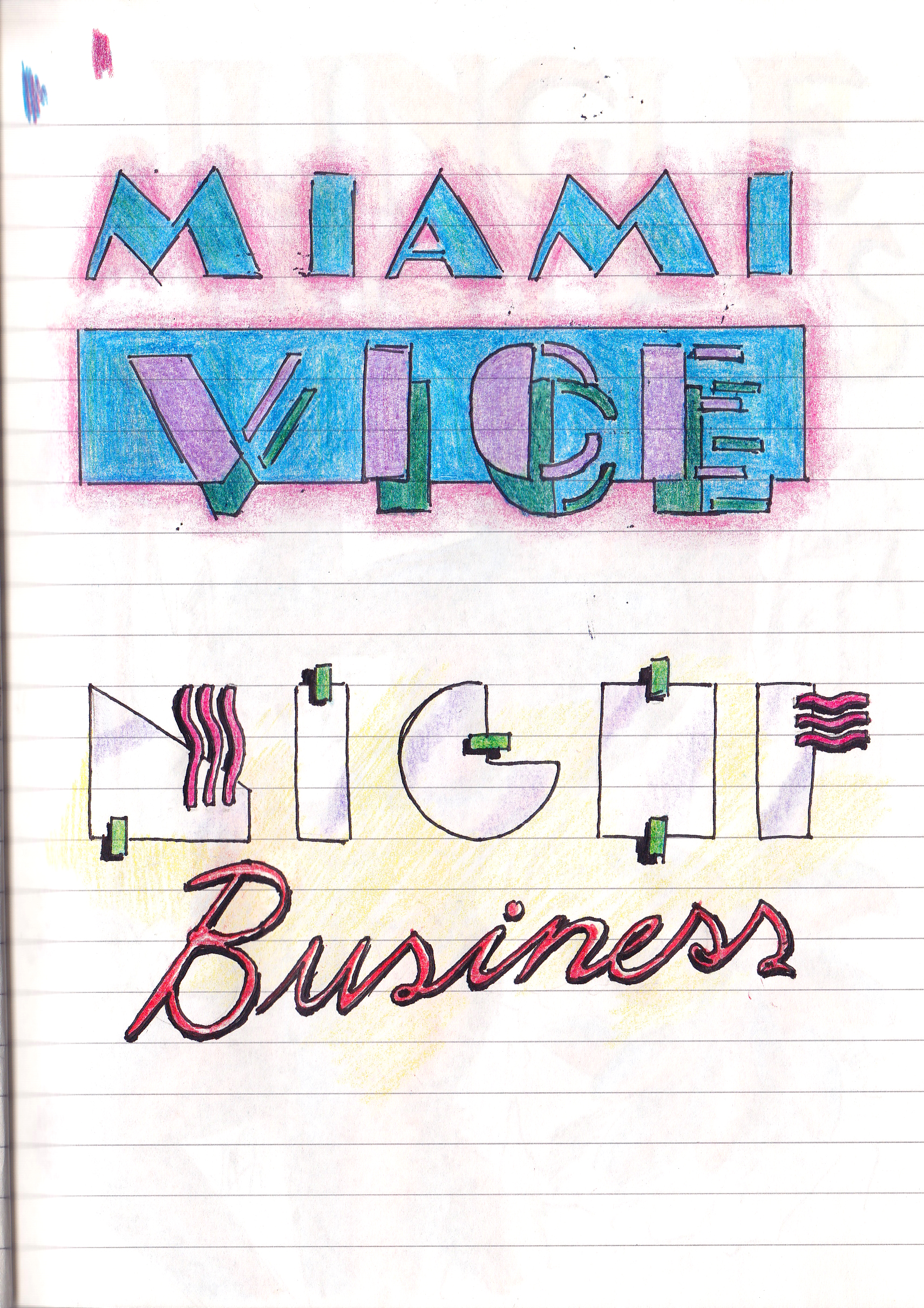 Miami Vice / Night Business