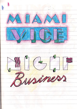 Miami Vice / Night Business