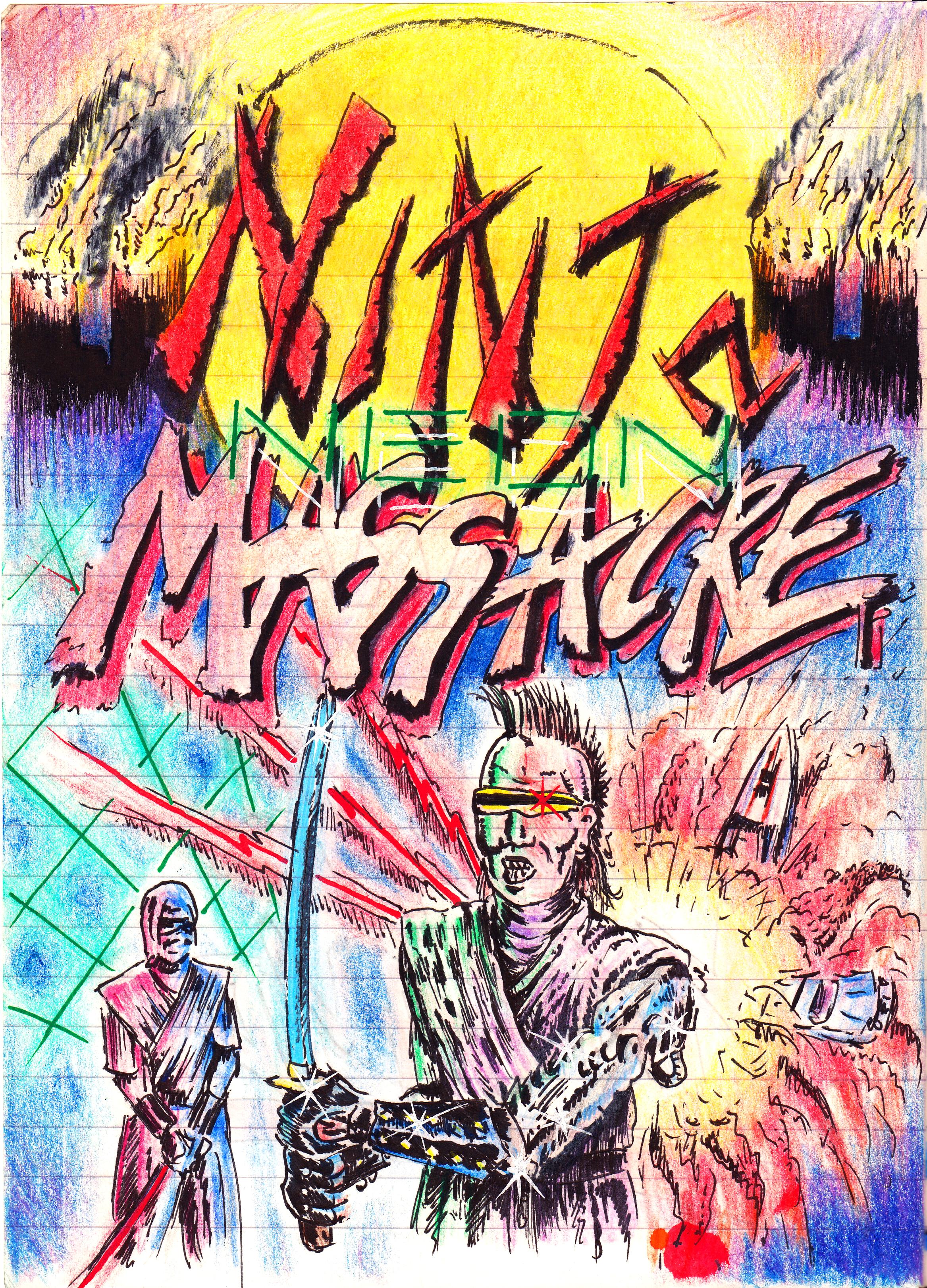 Ninja NEON Massacre