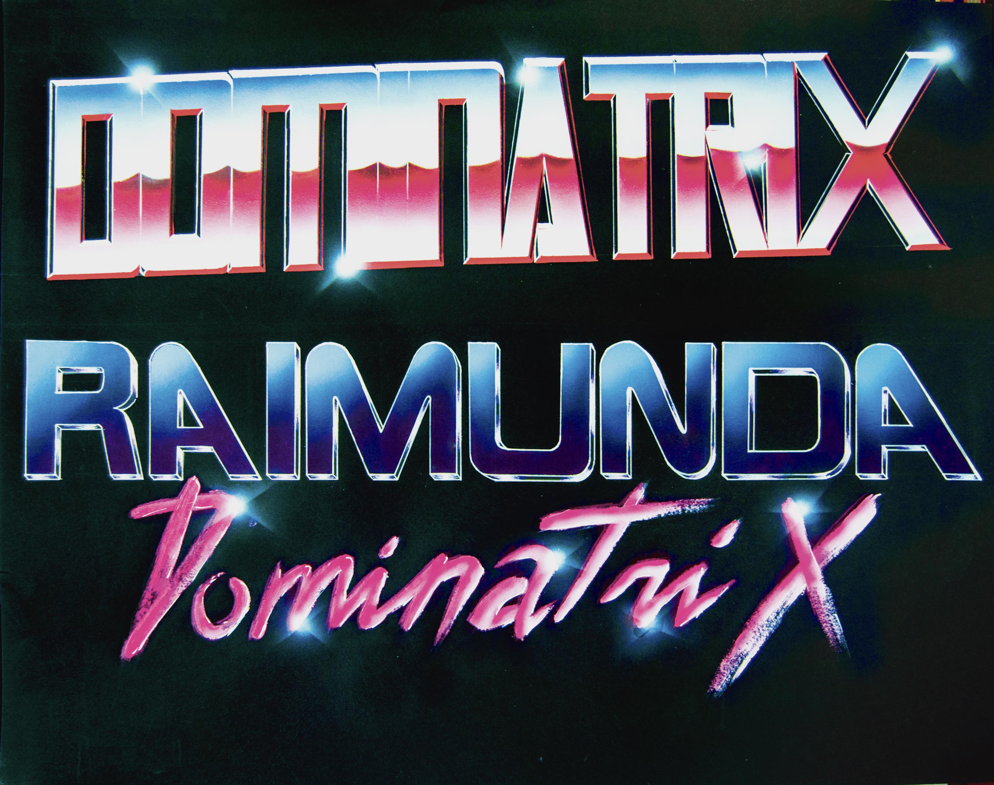 Raimunda Dominatrix