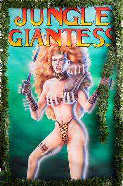 Jungle Giantess (Death by Snu-Snu)