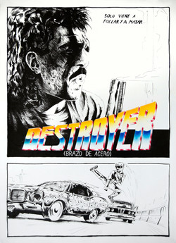 Untitled (Destroyer)