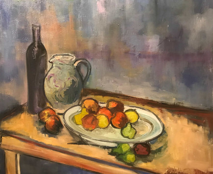 Fruit and Wine _ final _ 30 x 36_ oil _
