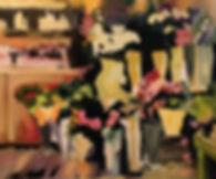 Flower Shoppe:30x40:DailyArtist:April24,