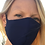 Thumbnail: Premium Face Mask With N95 Filter - Navy