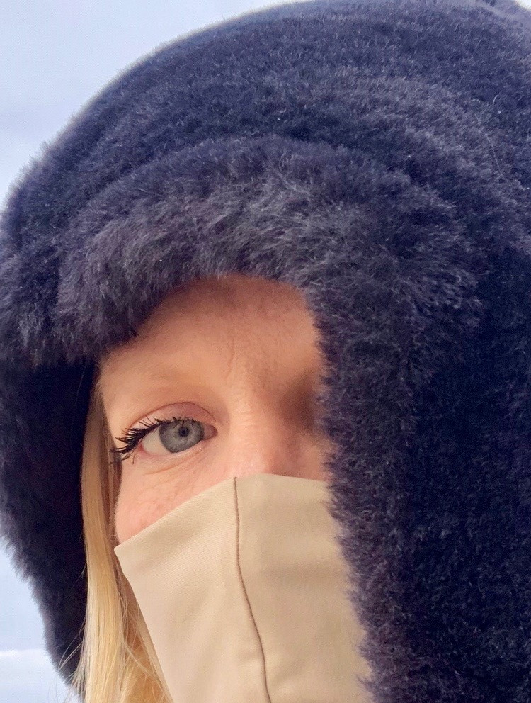THYRA Ltd's Founder Solveig Starovic - Sustainable and Reusable Facemasks