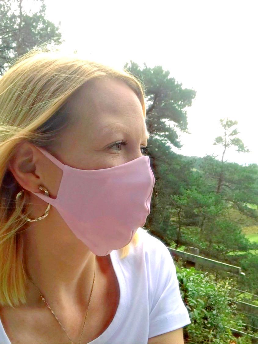 THYRA Ltd's Founder Solveig Starovic - Reusable Face Mask