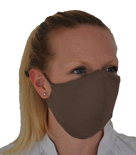 Premium Face Mask With N95 Filter - Dark XL