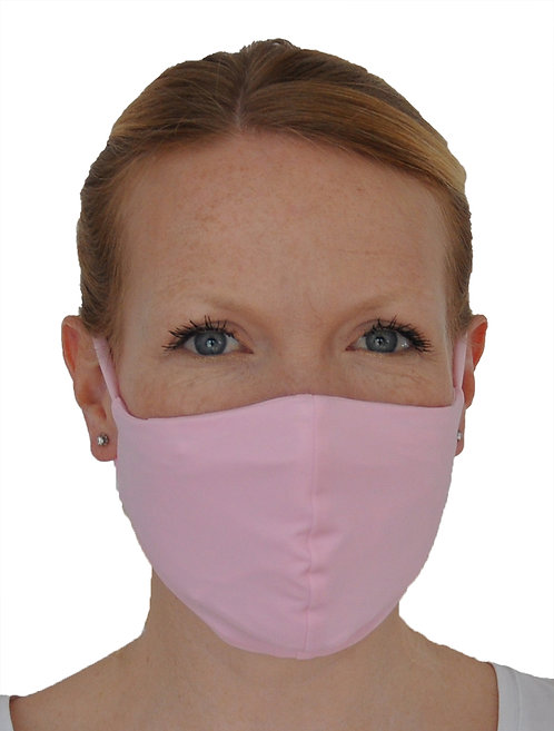 Premium Face Mask With N95 Filter - Pink