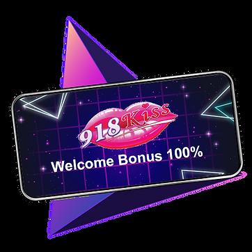 918Kiss_Welcome-Bonus-100%.png