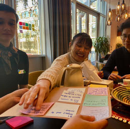 Workshop Design and Facilitation to encourage cross-cultural conversations in New York City.