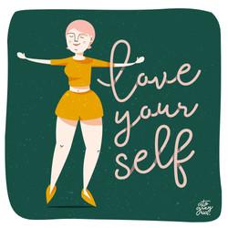 7. Love Yourself
