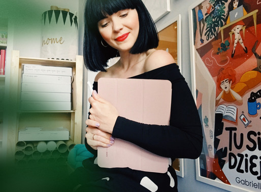 Ilustracje na iPadzie