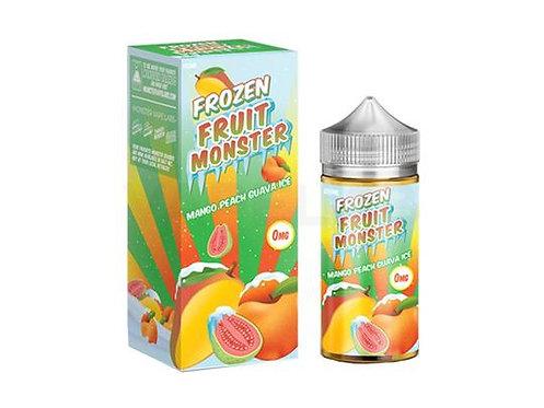 FROZEN FRUIT MONSTER - MANGO PEACH GUAVA ICE - 100ml