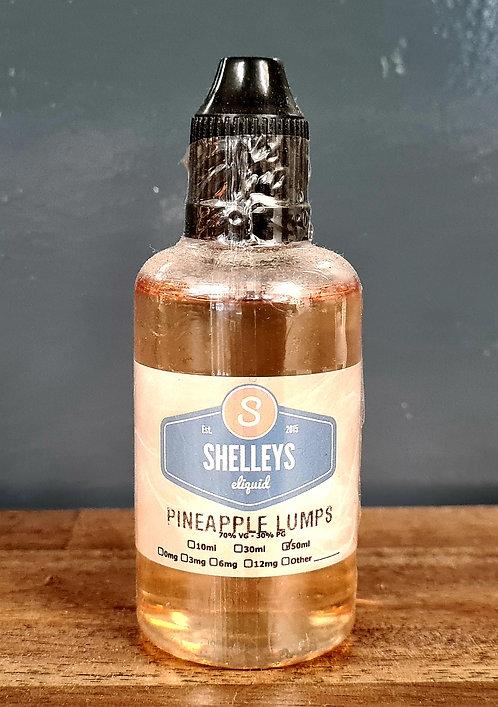 Shelleys - Pineapple Lumps 50ml