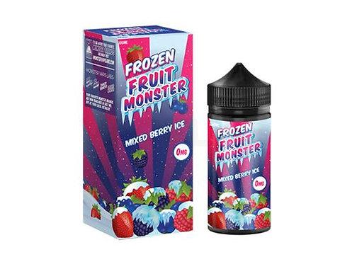 FROZEN FRUIT MONSTER - MIXED BERRY ICE - 100ml