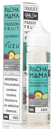 Passionfruit Raspberry Yuzu 60ml