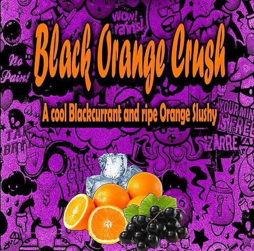BLACK ORANGE CRUSH