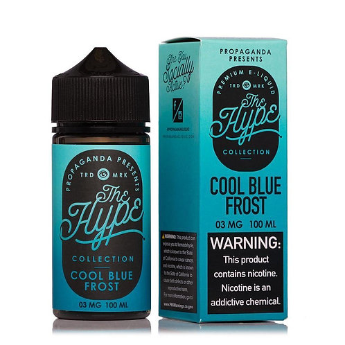 THE HYPE Cool Blue Frost 100ml