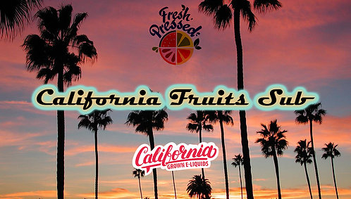 California Fruit Salts Sub (save 15%)