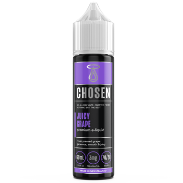 CHOSEN - JUICY GRAPE 60ml