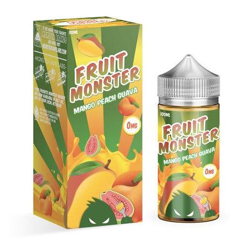 FRUIT MONSTER - MANGO PEACH GUAVA 100ml