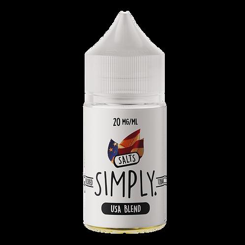 SIMPLY SALTS - USA BLEND 30ml