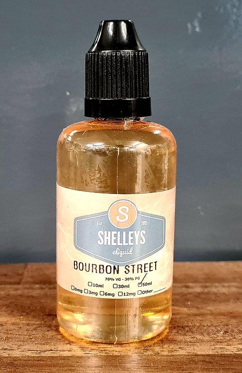 Shelleys - Bourbon Street 50ml