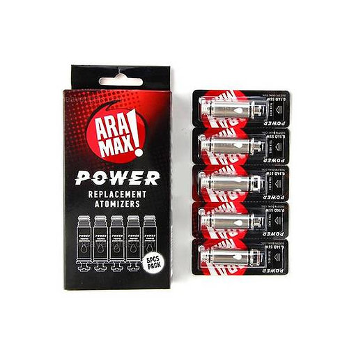 ARAMAX POWER REPLACEMENT COILS