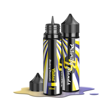 PRIORITY BLENDS - CAKED 60ml