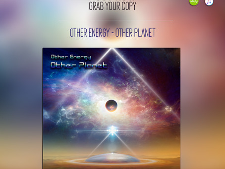 """Grab your copy for """"Other Planet"""" now!"""