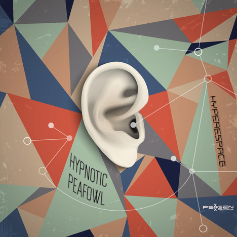 Hypnotic Peafowl - Hyperespace