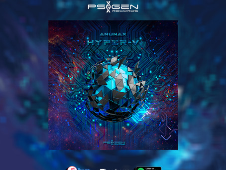 HYPER-V on Psygen Records [by Anunax]