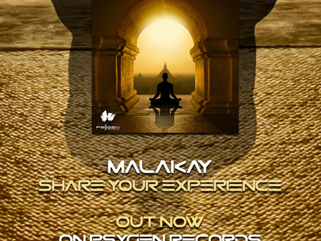 """Malakay debuts """"Share Your Experience"""""""