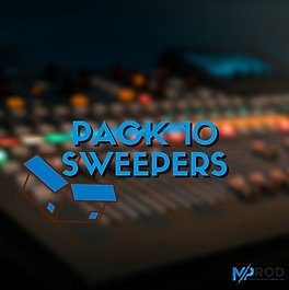 PACK 10 SWEEPERS