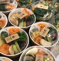クランデール新松戸店で「yosagena vege lunch box」の取扱い始まりました!