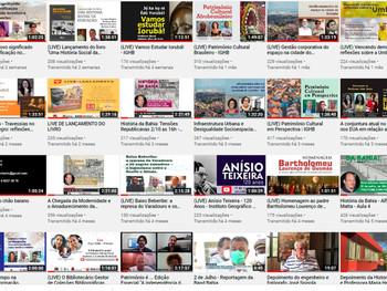 IGHB comemora mais de 120 mil visualizações nos canais digitais em 2020, na agenda cultural