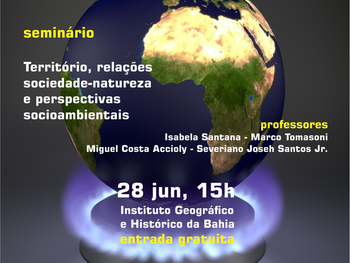 Homenagem ao Meio Ambiente acontece dia 28 de junho no IGHB
