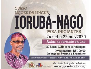 IGHB apoia curso Língua Iorubá-Nagô, promovido pelo Gabinete Português de Leitura