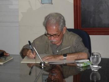 IGHB lamenta o falecimento do historiador Luis Henrique Dias Tavares