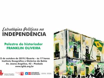 Palestra revisa a historia da Independência do Brasil