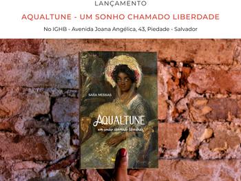 Novembro Negro: IGHB recebe o lançamento do livro 'AQUALTUNE'