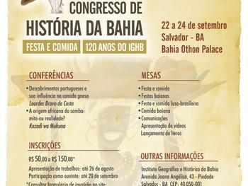VI Congresso de História