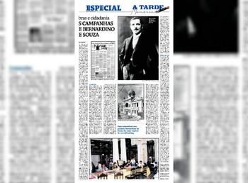 A TARDE Memória: As campanhas de Bernardino de Souza (24/10/2020)