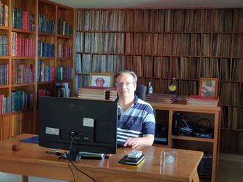 Diretor da Biblioteca Ruy Barbosa do IGHB, Luiz Américo Lisboa Jr., é aprovado em dissertação de Mes