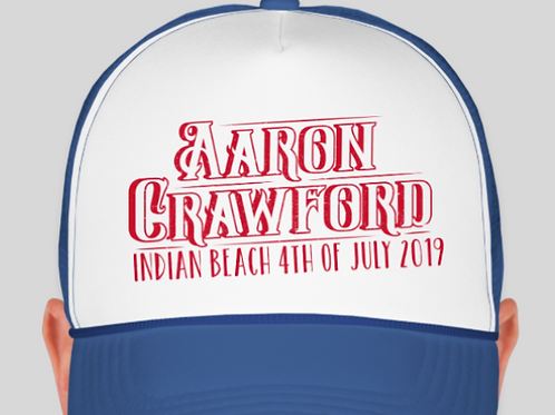 PRE ORDER - Indian Beach 4th of July
