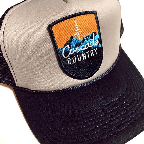 Cascade Country Foam Trucker