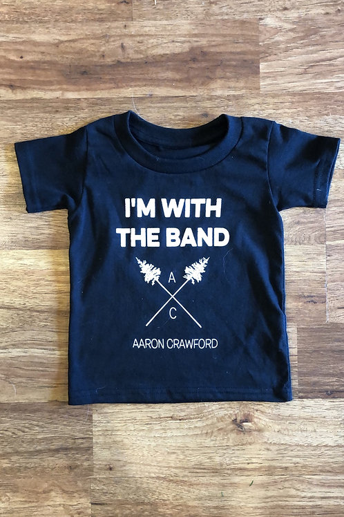 Youth 'I'm with the Band'